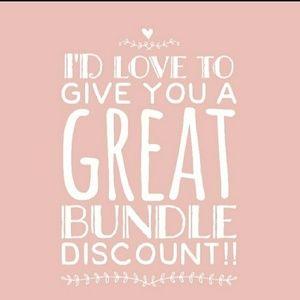 Great bundle discounts!